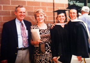 Dad, Mom, Myself, and Duff