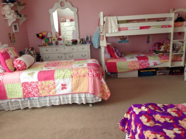 Clean Girls' Room