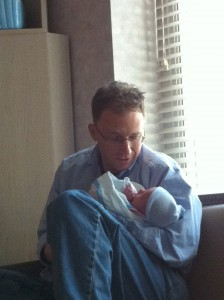 Daddy and Logan