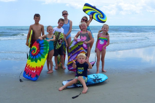 Boogie Boards 4
