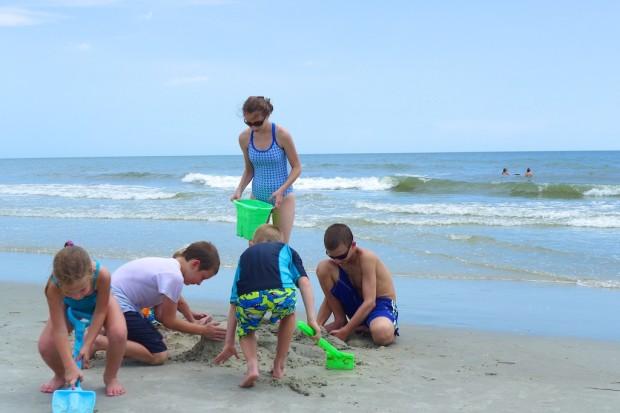 Sand Creations!
