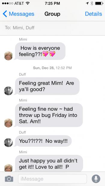 Mimi's Text