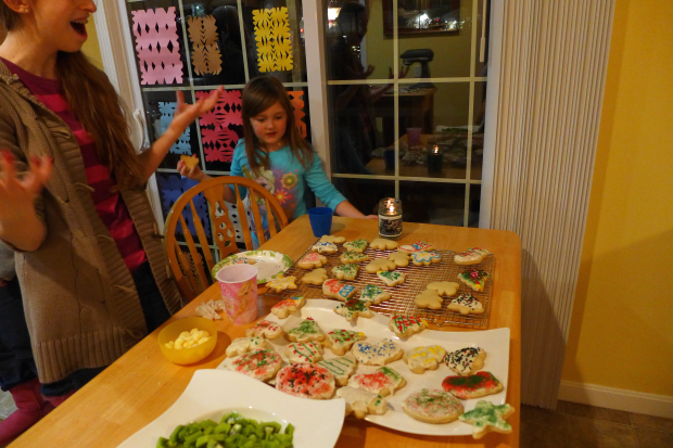 Operation Christmas Cookie